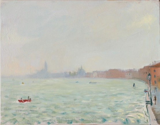 Morning Mist Over San Giorgio