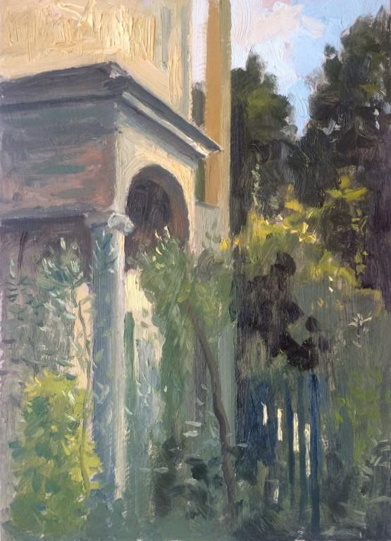 Boboli Gardens Doorway