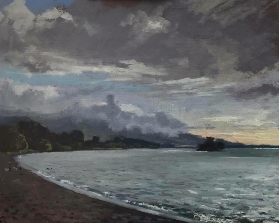 Morning light, Loch Leven