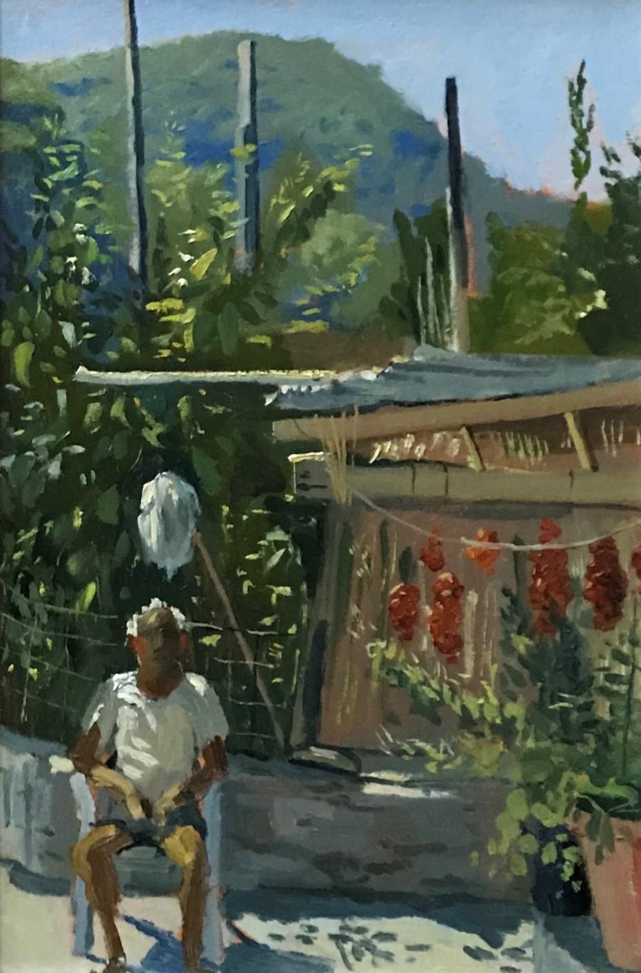Pomodori di Giraldo, Ischia