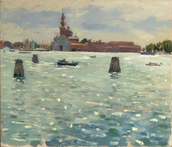 Afternoon light, San Giorgio Venice