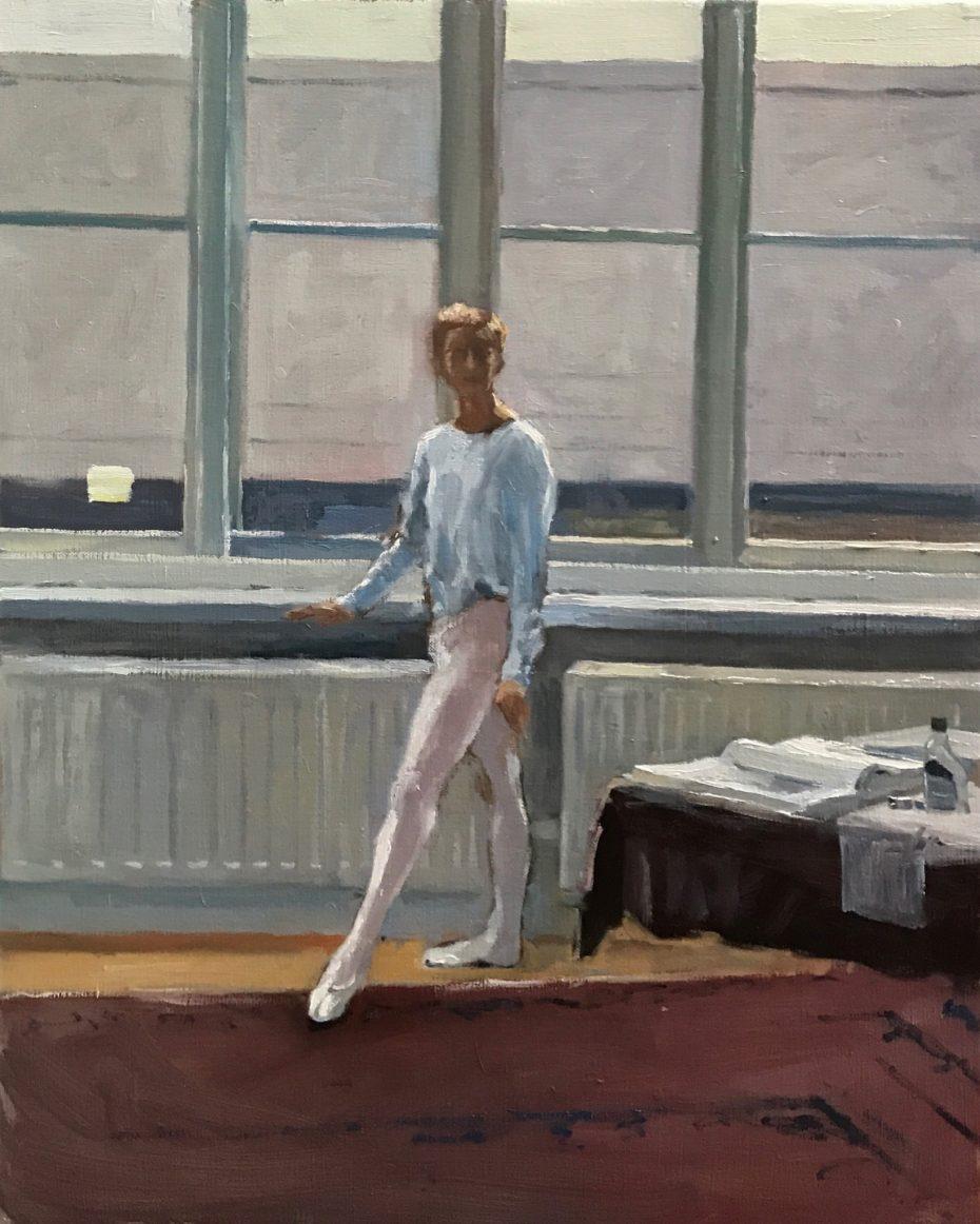 Tom Dancing at Rossetti Studios