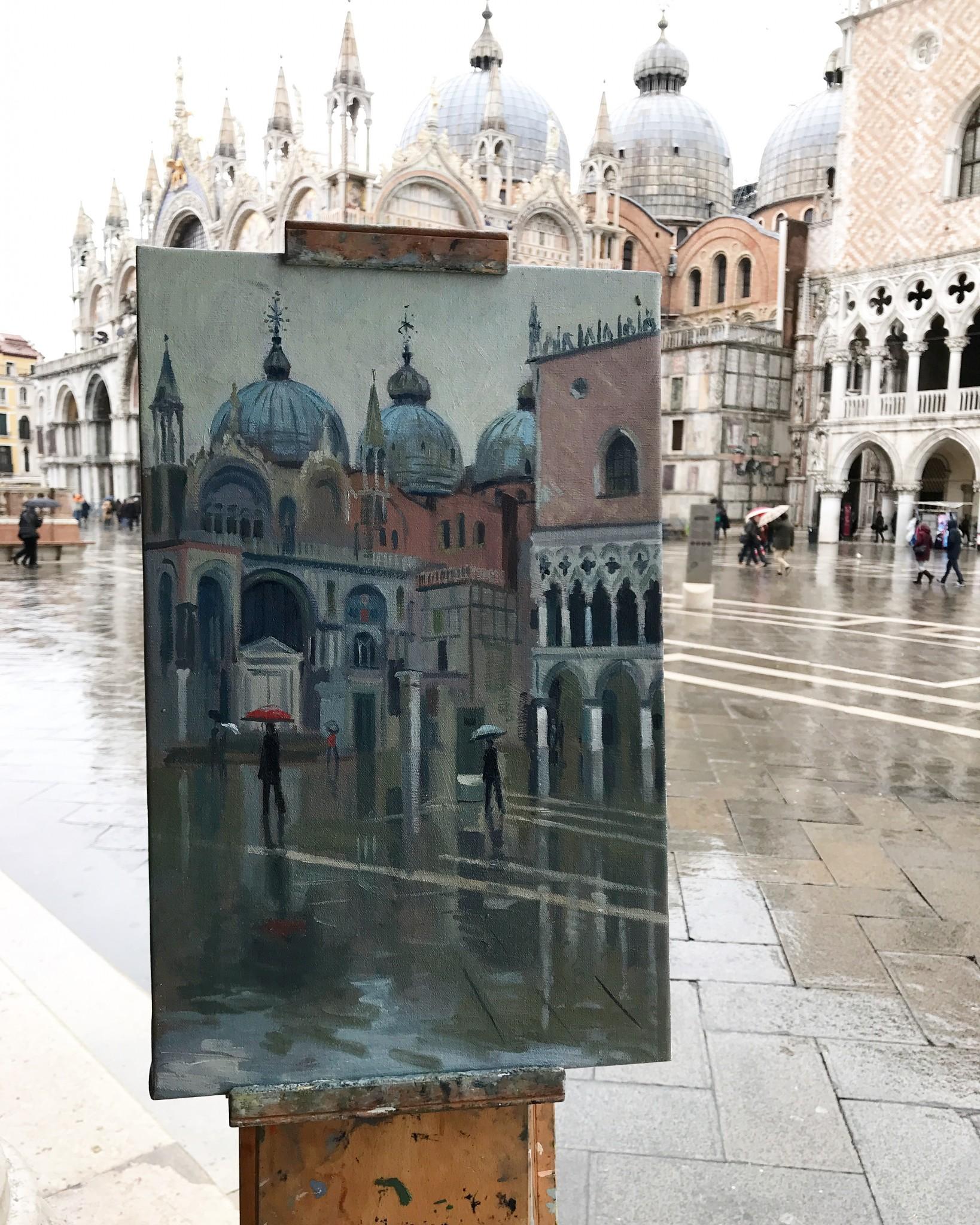 Venice Trip February 2018