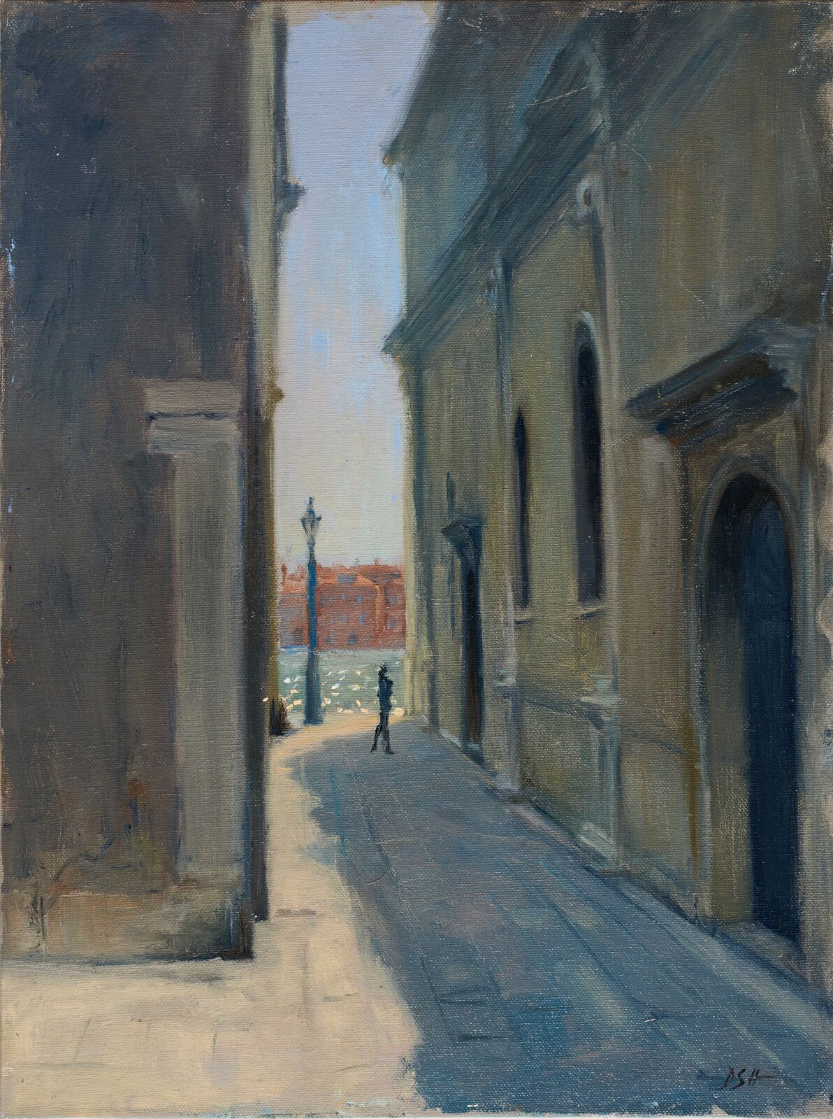 Afternoon Light by Santo Spirito
