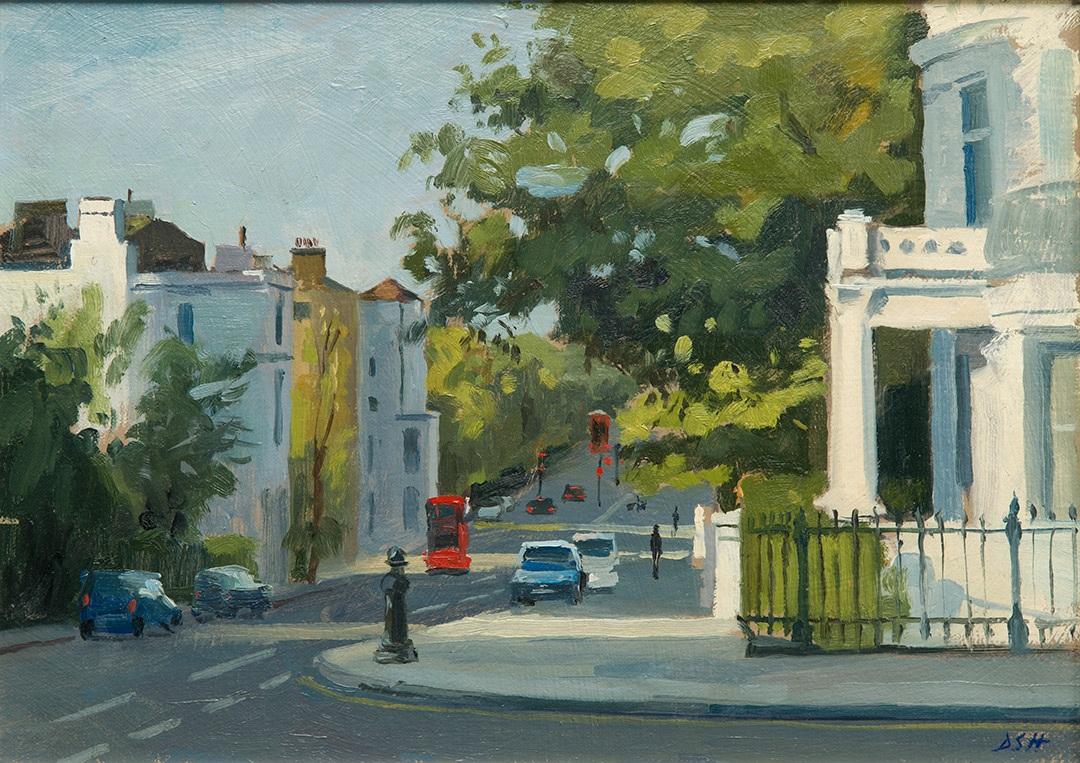 Ladbroke Grove Afternoon