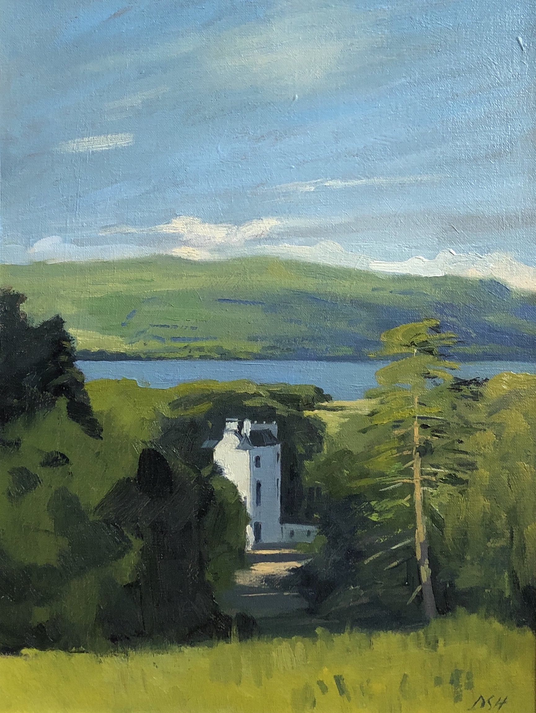 Edinample Castle, Lochearn