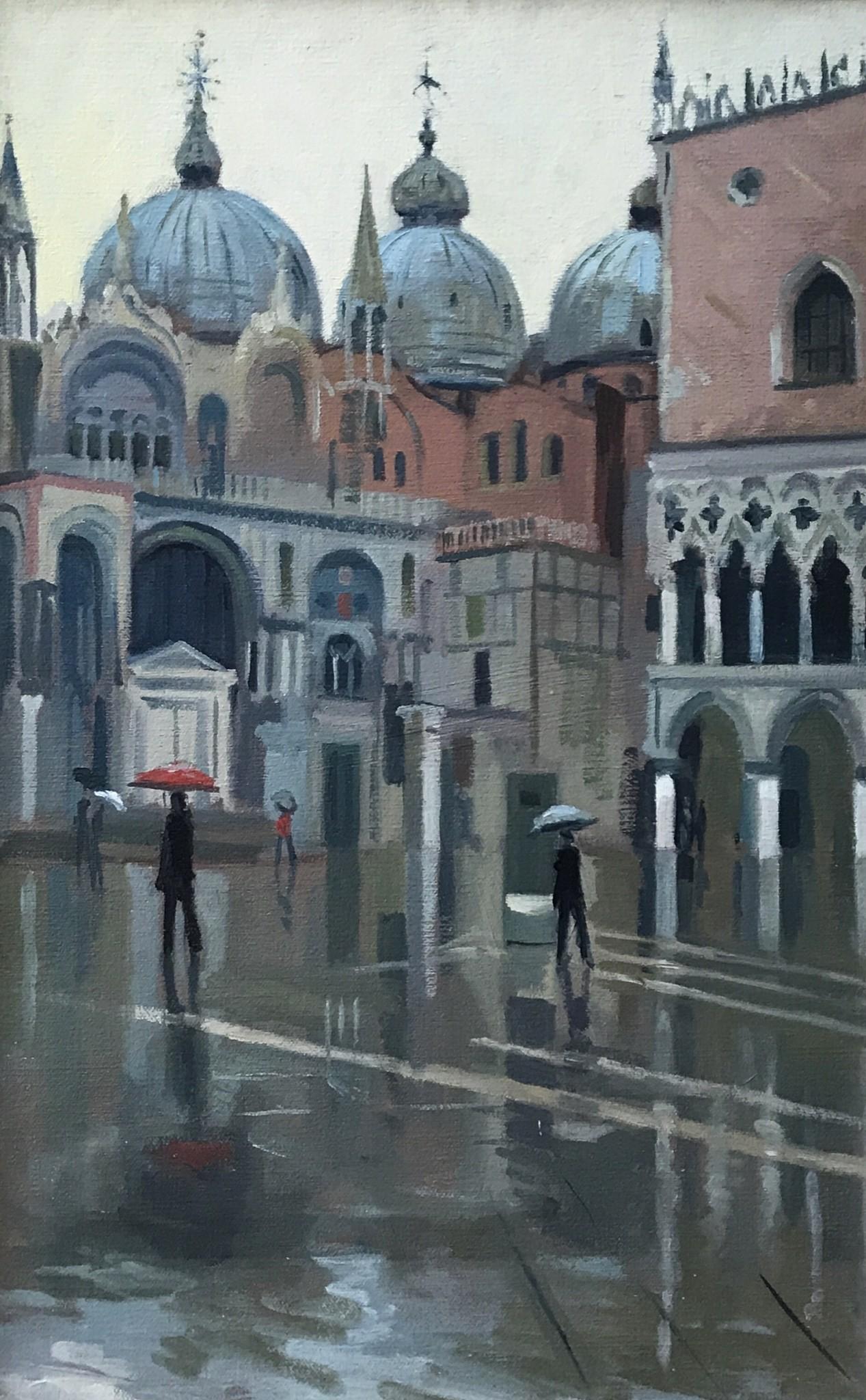 San Marco Rain Effect