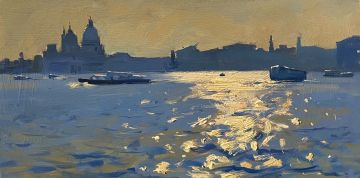 Evening light, Santa Maria Della Salute