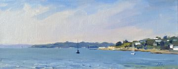 St Mawes, Summer morning