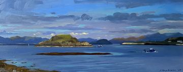 September light, Oban