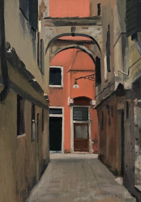 Venetian Alleyway